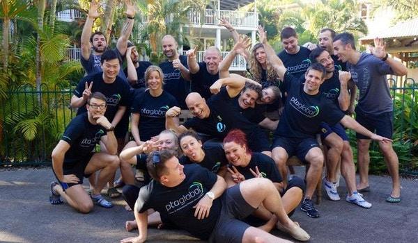 Pta Global In Australia! T-Shirt Photo