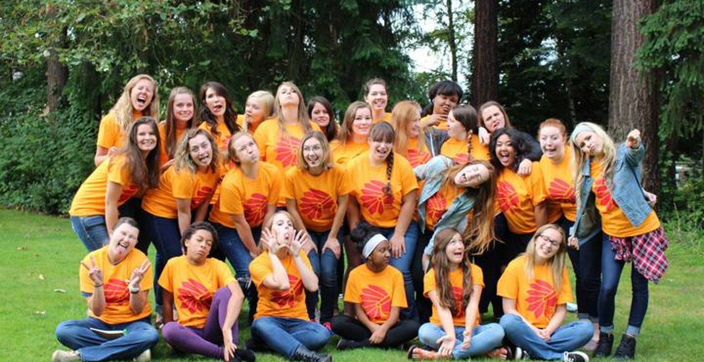 The Tribe Ladies T-Shirt Photo