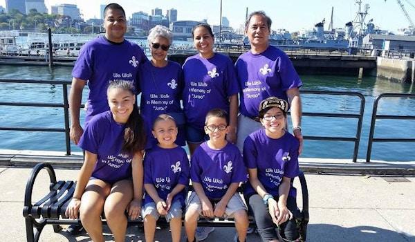 Walk To End Alzheimer's 2014 T-Shirt Photo