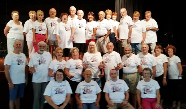 """The Pacor """"Hello Dolly"""" Gang T-Shirt Photo"""
