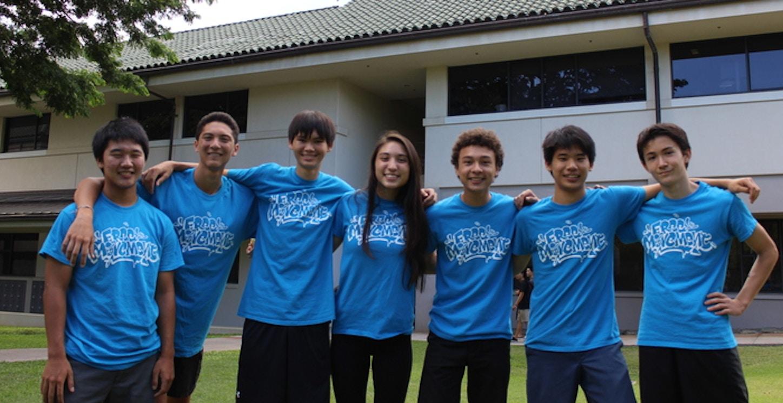 Hawaii Free Movement Club T-Shirt Photo