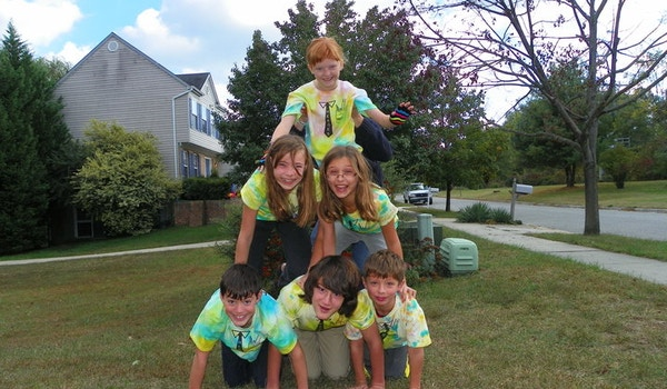 Heroes Homeschool Robotics Team T-Shirt Photo
