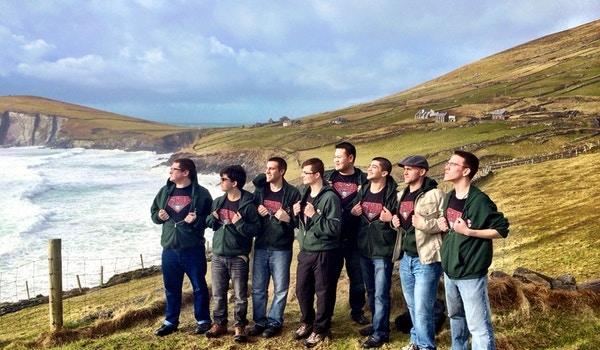 Sh Upermen In Ireland T-Shirt Photo