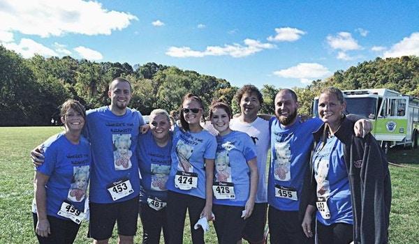 Zombie Run T-Shirt Photo