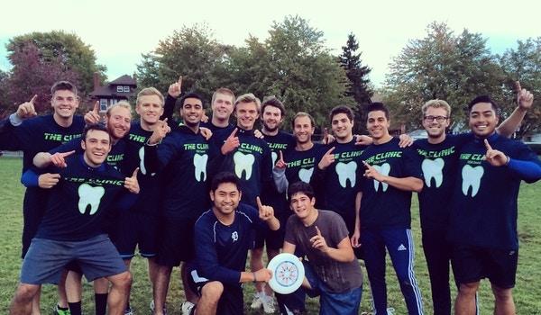University Of Detroit Mercy Ultimate Frisbee Champions T-Shirt Photo