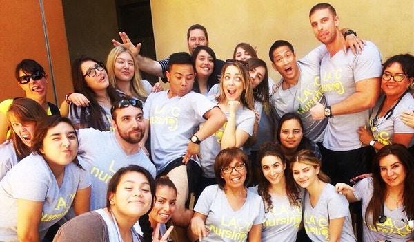 Lavc Nursing Students T-Shirt Photo