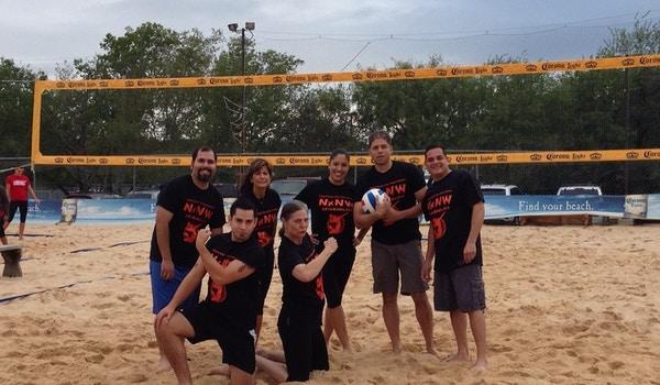 Team Spikeaholics T-Shirt Photo