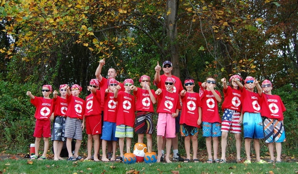 Medford Soccer Club To The Rescue! T-Shirt Photo