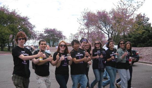 Cystic Fibrosis Walk 2008!!! T-Shirt Photo