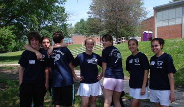Tennis Anyone T-Shirt Photo