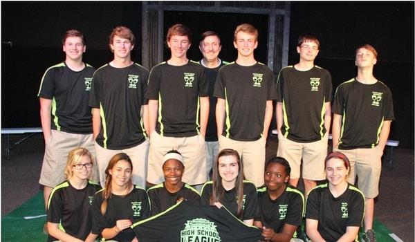 Faith West Academy Comedy Sportz Team 2014 15 T-Shirt Photo