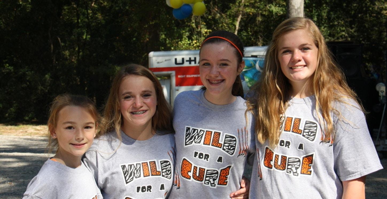 Walk To Cure Diabetes 2014 T-Shirt Photo