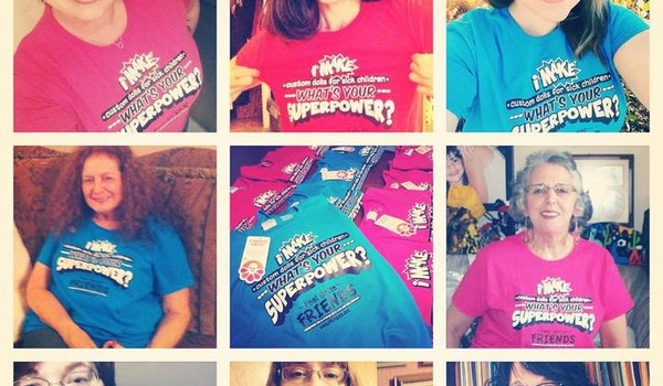 What's Your Superpower? T-Shirt Photo