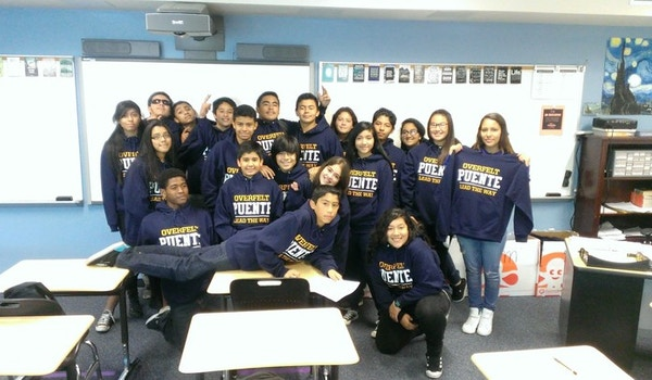 Puente Freshmen From Period 4 T-Shirt Photo