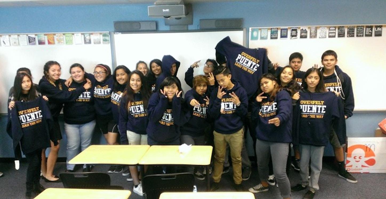 Puente Freshmen From Period 6 T-Shirt Photo