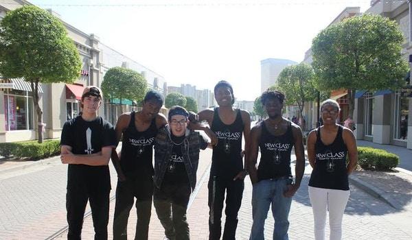 New Class Misfit Gang Wolf Pack T-Shirt Photo