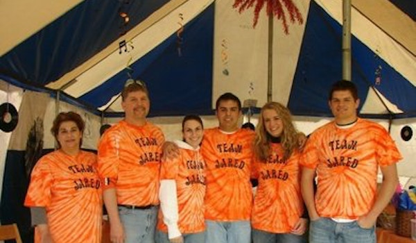 Boardman Ohio American Cancer Society Relay For Life 2008 T-Shirt Photo