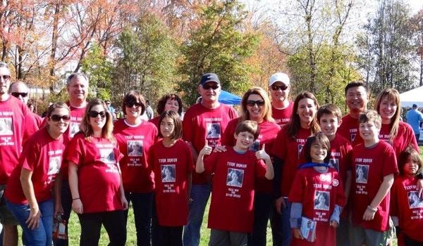 Team Damian T-Shirt Photo