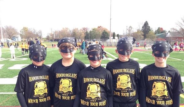 The Hamburglars! T-Shirt Photo