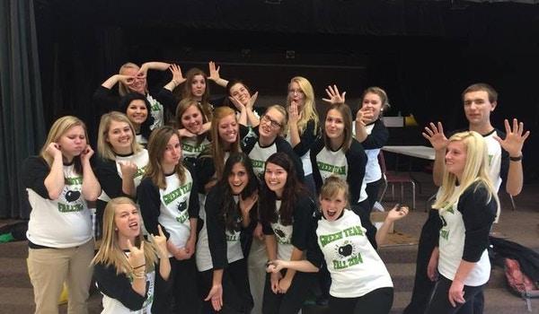 Green Team Teachers! T-Shirt Photo