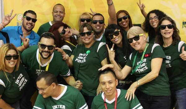 Inter Ponce's Distance Learning Team T-Shirt Photo