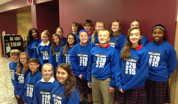 St. Matthew Class Of 2015 T-Shirt Photo