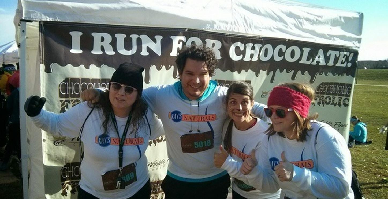 Great After Halloween Run T-Shirt Photo