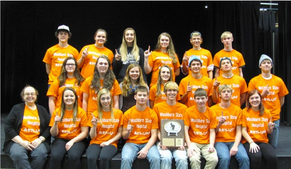 Off To State! T-Shirt Photo