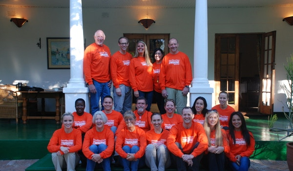 Operation Of Hope's Volunteers Love Custom Ink! T-Shirt Photo