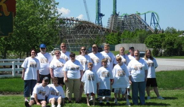 The Silverwood Gang 2008 T-Shirt Photo