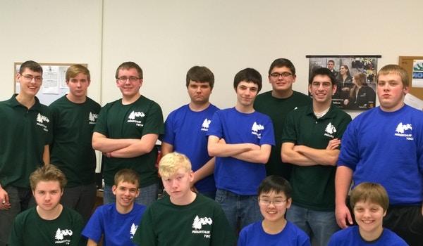 Mountain Tech   Computer Repair Team T-Shirt Photo