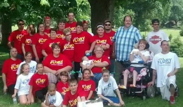 Flory Family Gathering T-Shirt Photo