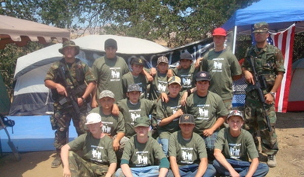 Boot Camp '08 T-Shirt Photo