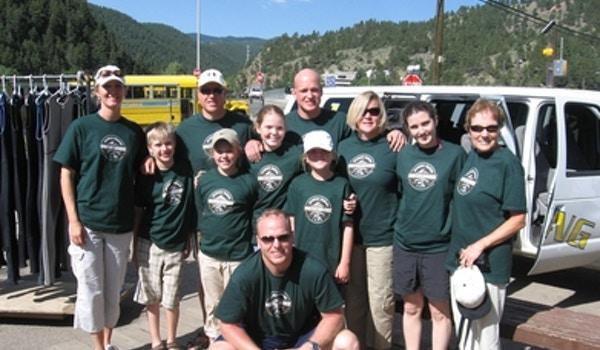 Jacobsen Family Reunion T-Shirt Photo