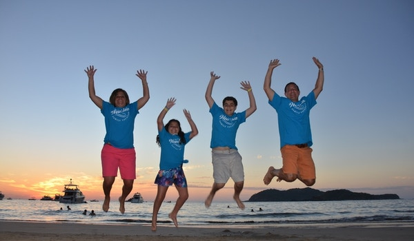 Hooray For Family Vacations! T-Shirt Photo
