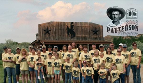 2008 Patterson Reunion T-Shirt Photo