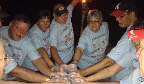Cox's Crabby Cousins 6th Annual Reunion T-Shirt Photo