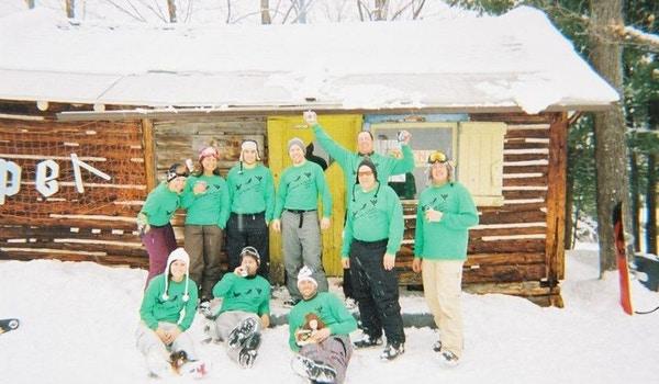 Biff, Bomb, & Crash Ski Trip T-Shirt Photo