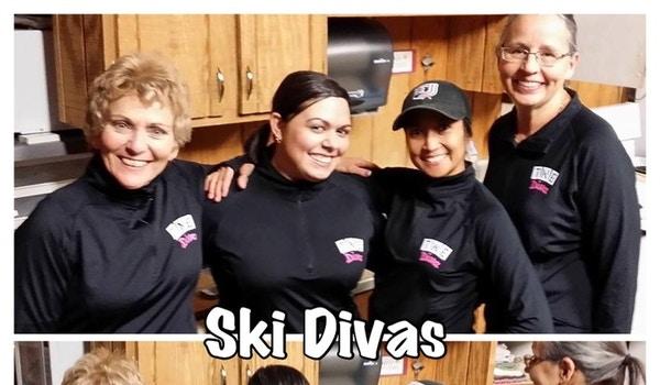 Thursday Night Ski Patrol Divas T-Shirt Photo
