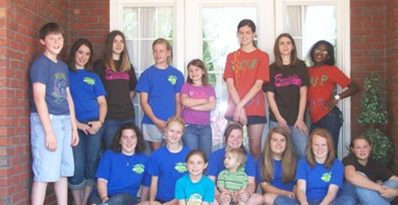 Prayer Group T-Shirt Photo