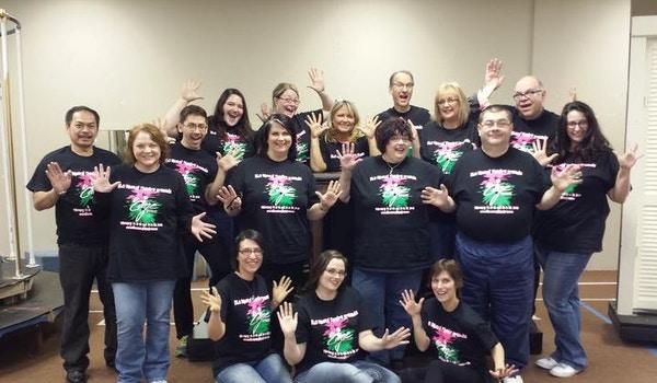 Dlo Musical Theatre La Cage Aux Folles T Shirts! T-Shirt Photo