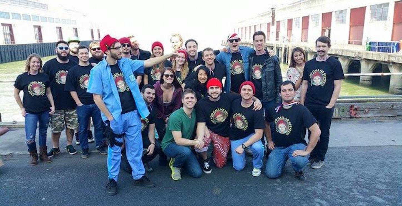 Team Stevesy T-Shirt Photo