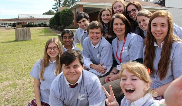 Yearbook Selfie T-Shirt Photo