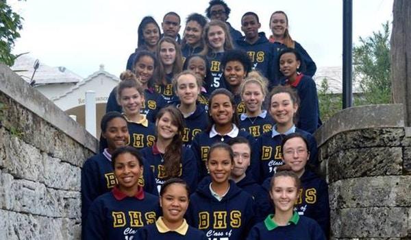 Bermuda High School Class Of 2015 T-Shirt Photo