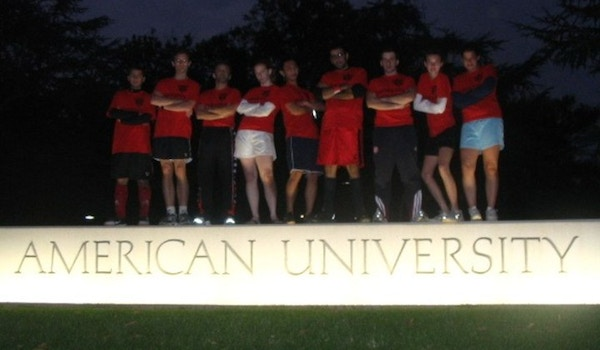 Anderson United Soccer T-Shirt Photo
