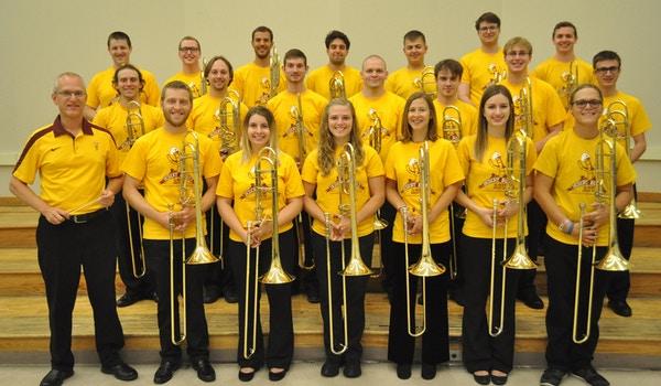 Arizona State University Desert Bones Trombone Choir T-Shirt Photo
