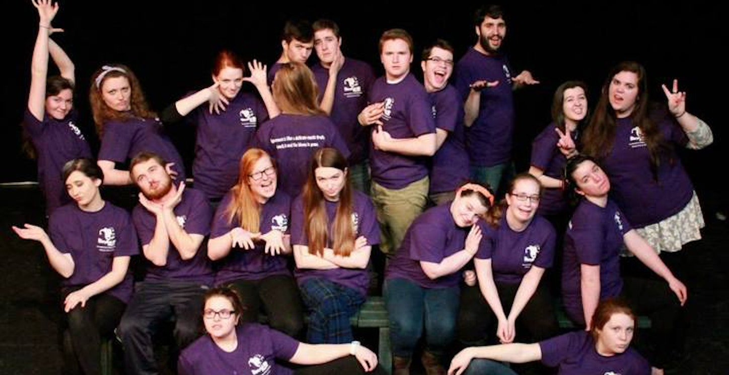 The Importance Of Being Earnest Production T-Shirt Photo