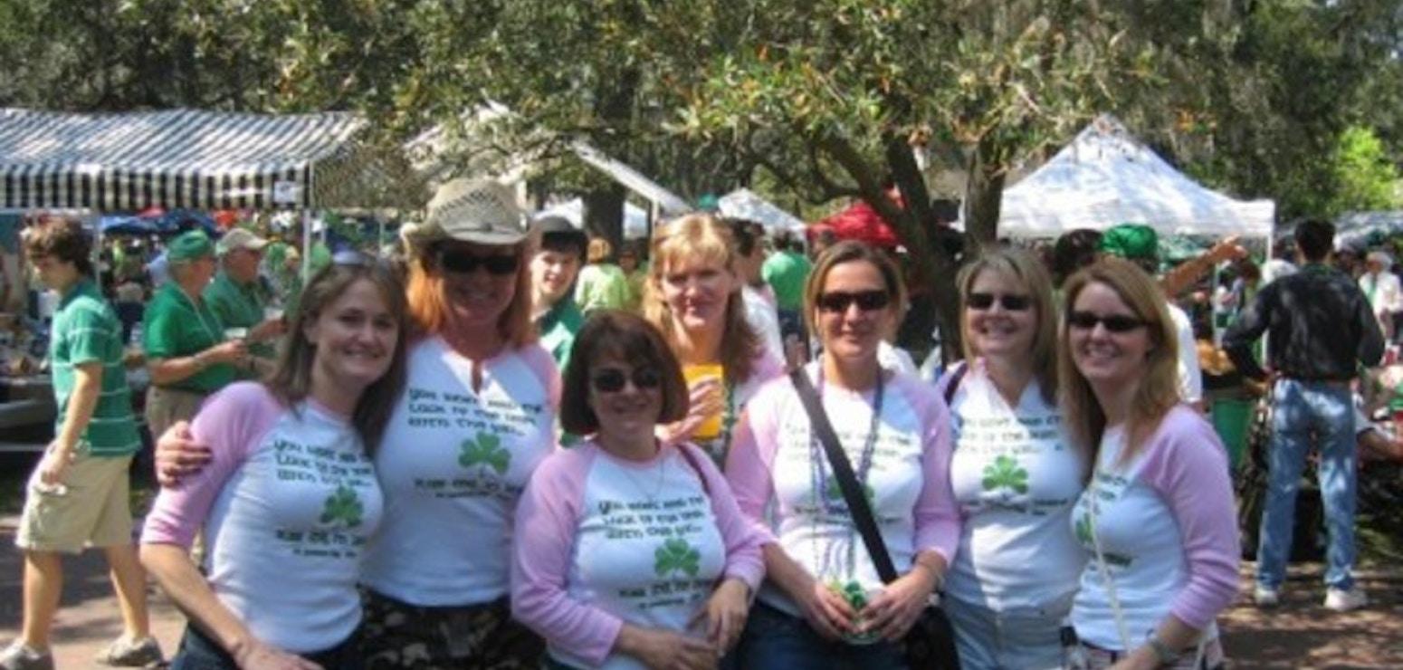 St. Patricks Girls T-Shirt Photo