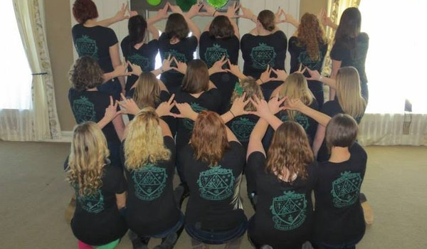 Kappa Delta Recruitment Shirts T-Shirt Photo