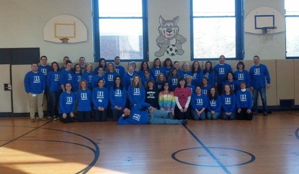Hindley School Staff T-Shirt Photo